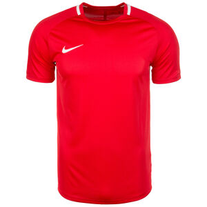 Dry Academy Trainingsshirt Herren, rot / weiß, zoom bei OUTFITTER Online
