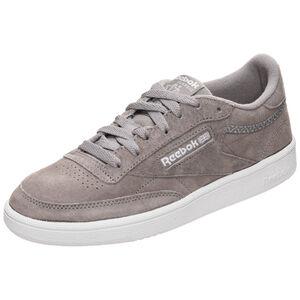 CLUB C 85 Trim Nubuck Sneaker Damen, Grau, zoom bei OUTFITTER Online