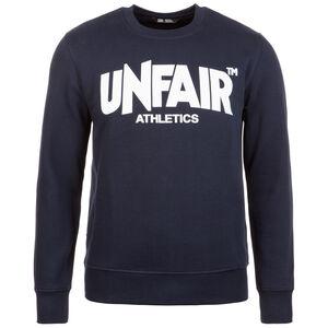 Classic Label Sweatshirt Herren, dunkelblau / weiß, zoom bei OUTFITTER Online