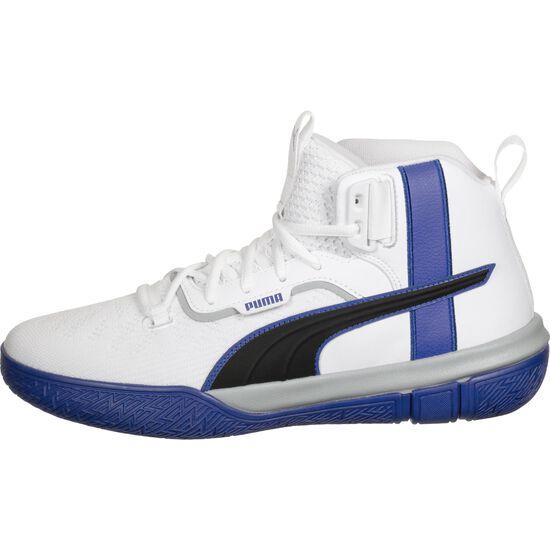 Legacy March Madness Pack Basketballschuhe Herren, weiß / blau, zoom bei OUTFITTER Online