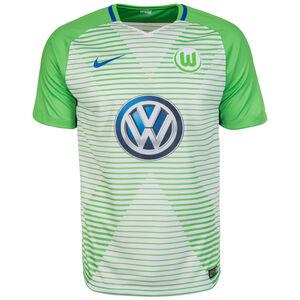 VfL Wolfsburg Trikot Home Stadium 2017/2018 Herren, Grün, zoom bei OUTFITTER Online