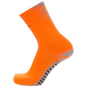 Grip Strike Light Crew Socken Herren, neonorange / grau, zoom bei OUTFITTER Online