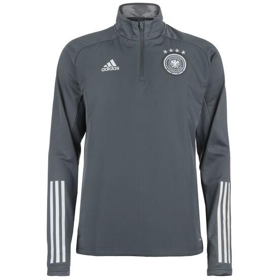 DFB Warm Trainingssweat EM 2021 Herren, grau, zoom bei OUTFITTER Online