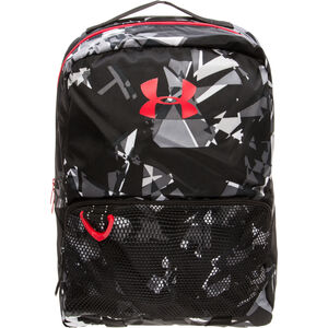 Armour Rucksack Kinder, schwarz / rot, zoom bei OUTFITTER Online