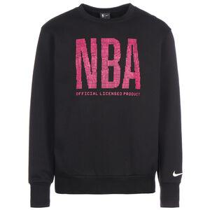 NBA Team 31 Essential Crew Sweatshirt Herren, schwarz / pink, zoom bei OUTFITTER Online