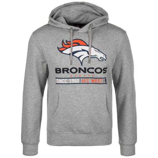 NFL Denver Broncos Graphic Kapuzenpullover Herren, Grau, zoom bei OUTFITTER Online