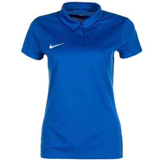 Dry Academy 18 Poloshirt Damen, blau / dunkelblau, zoom bei OUTFITTER Online