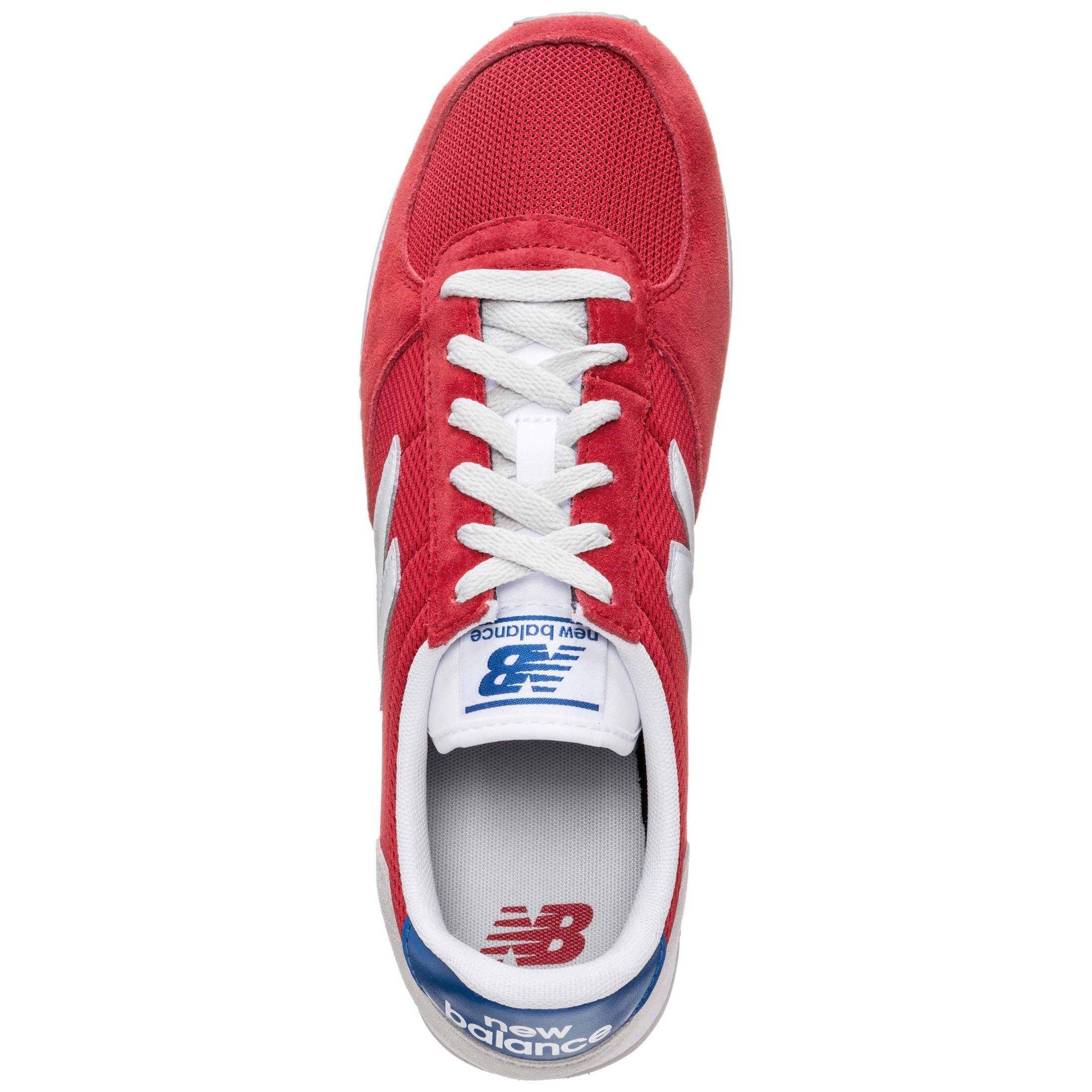 »U220-db-d« Sneaker, rot, rot New Balance