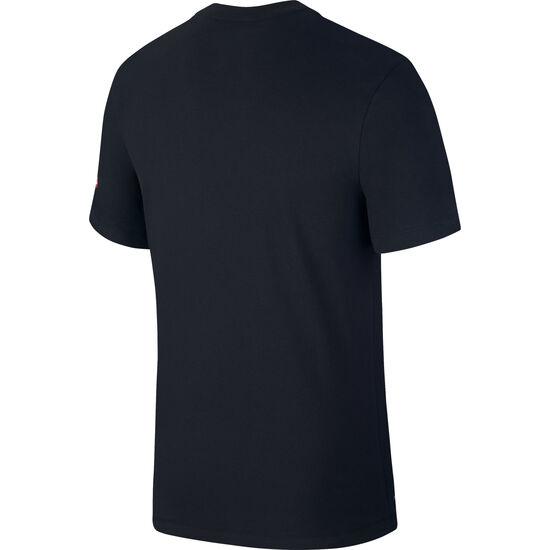 Kyrie Dry Logo Basketballshirt Herren, schwarz, zoom bei OUTFITTER Online