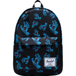 Classic X-Large Rucksack, schwarz / blau, zoom bei OUTFITTER Online