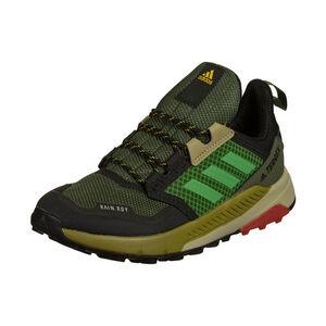Terrex Trailmaker Trail Laufschuh Kinder, grün / braun, zoom bei OUTFITTER Online