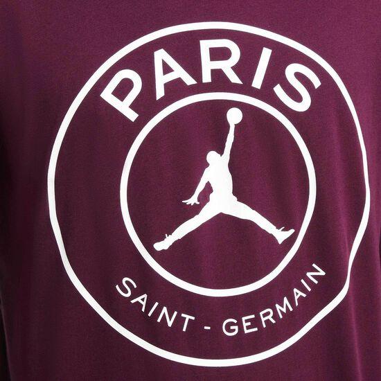 Paris St.-Germain Longsleeve Herren, bordeaux, zoom bei OUTFITTER Online