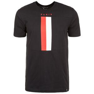Paris St.-Germain T-Shirt Herren, schwarz, zoom bei OUTFITTER Online