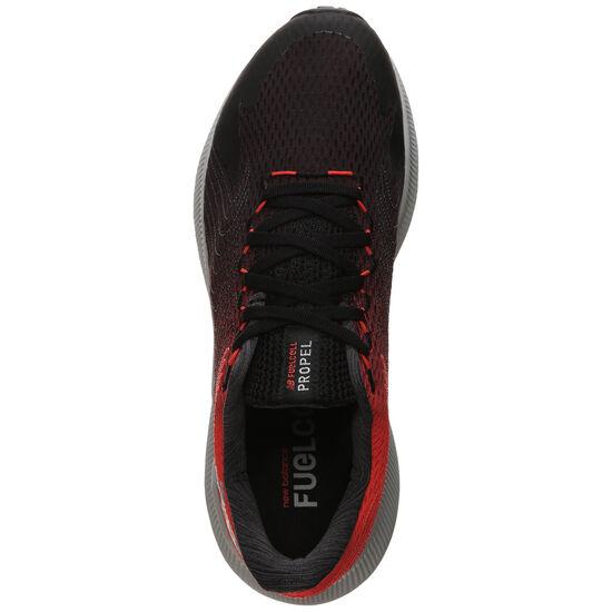 FuelCell Propel Laufschuh Herren, schwarz / rot, zoom bei OUTFITTER Online