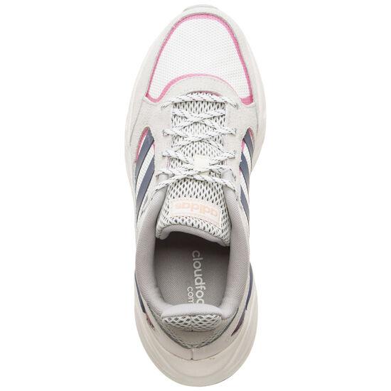 90s Valasion Sneaker Damen, weiß / blau, zoom bei OUTFITTER Online