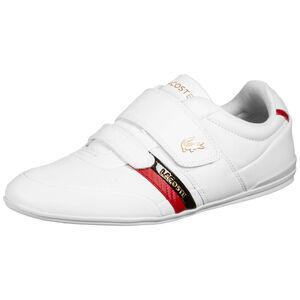 Misano Sneaker Herren, weiß / rot, zoom bei OUTFITTER Online