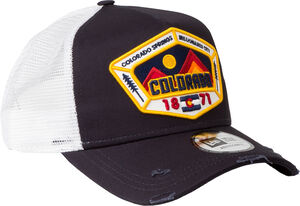 9Forty Colorado Distressed Trucker Cap, , zoom bei OUTFITTER Online