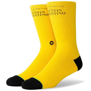 Kill Bill Socken Herren, gelb / schwarz, zoom bei OUTFITTER Online