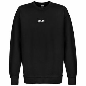 Oversized Sweatshirt Herren, schwarz / weiß, zoom bei OUTFITTER Online