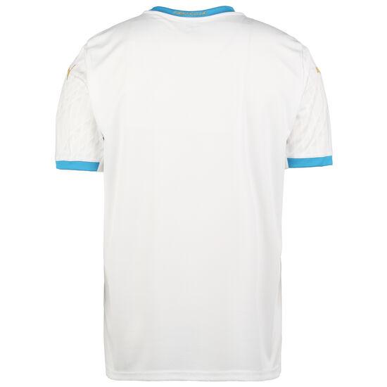 Olympique Marseille Trikot Home 2020/2021 Herren, weiß / hellblau, zoom bei OUTFITTER Online