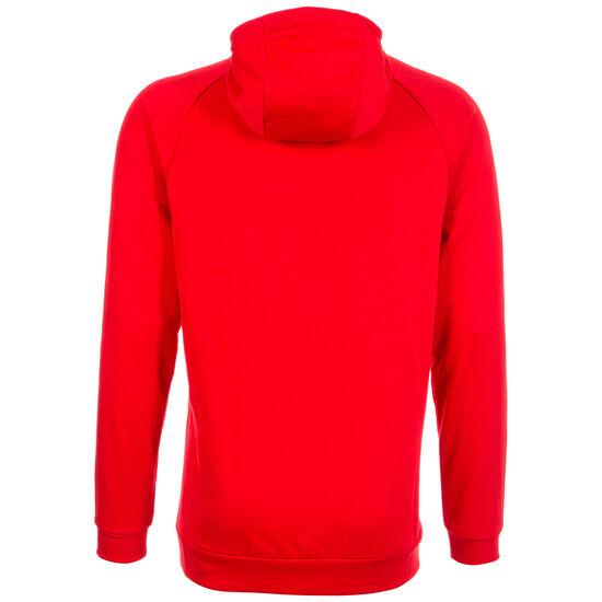 Dry Trainingskapuzenjacke Herren, rot / schwarz, zoom bei OUTFITTER Online