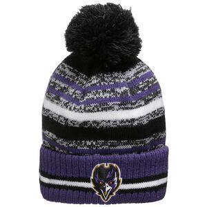 NFL Baltimore Ravens Sideline Bobble Knit Mütze, , zoom bei OUTFITTER Online
