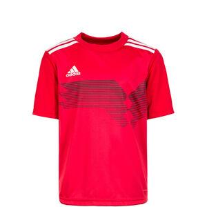 Campeon 19 Fußballtrikot Kinder, rot / weiß, zoom bei OUTFITTER Online