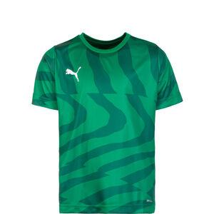 CUP Core Fußballtrikot Kinder, grün / weiß, zoom bei OUTFITTER Online