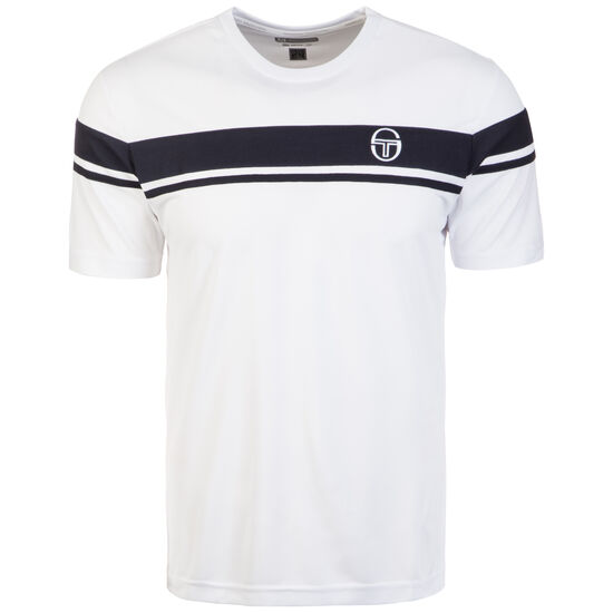 Young Line Pro T-Shirt Herren, weiß / dunkelblau, zoom bei OUTFITTER Online