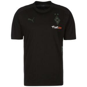 Borussia Mönchengladbach Casuals T-Shirt Herren, schwarz / grün, zoom bei OUTFITTER Online