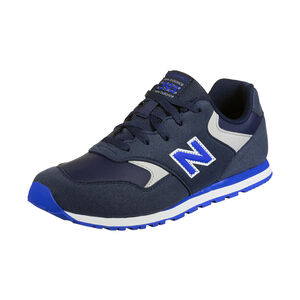 YC393-M Sneaker Kinder, dunkelblau / blau, zoom bei OUTFITTER Online