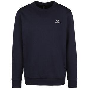 Embroidered Star Chevron Crew Sweatshirt Herren, dunkelblau, zoom bei OUTFITTER Online