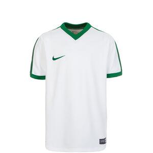 Striker IV Fußballtrikot Kinder, weiß / grün, zoom bei OUTFITTER Online