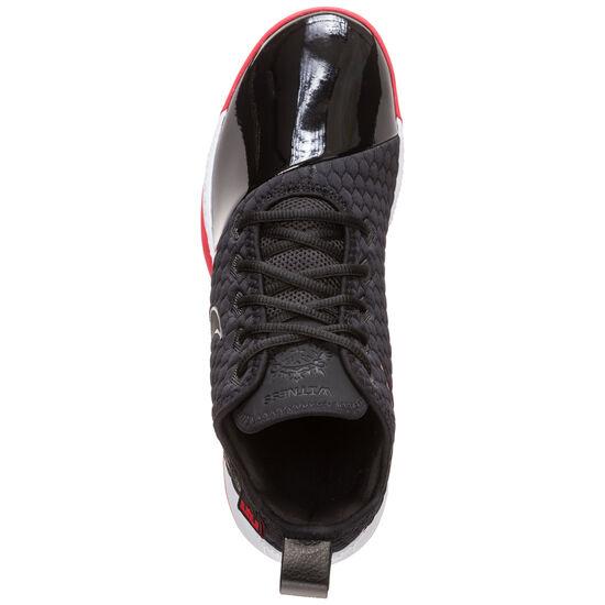LeBron Wirness III PRM Basketballschuhe Herren, schwarz / weiß, zoom bei OUTFITTER Online