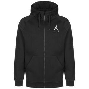 Jordan Jumpman Basketball Kapuzenjacke Herren, schwarz / weiß, zoom bei OUTFITTER Online