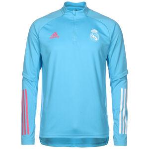 Real Madrid AOP Longsleeve Herren, hellblau, zoom bei OUTFITTER Online