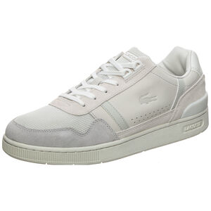 T-Clip Sneaker Herren, weiß / grau, zoom bei OUTFITTER Online