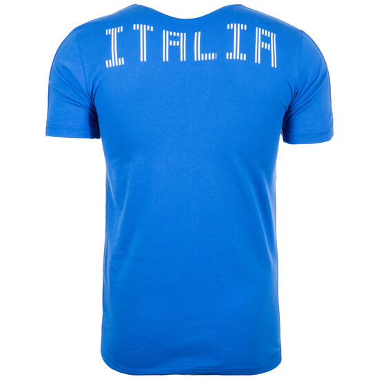 Italy Country Identity T-Shirt Herren, Blau, zoom bei OUTFITTER Online