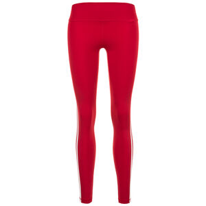 Believe This 3-Stripes Trainingstight Damen, rot, zoom bei OUTFITTER Online