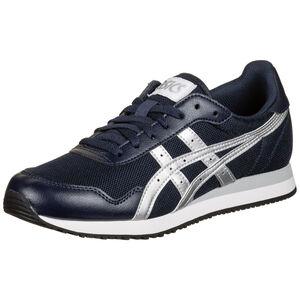 Tiger Runner Sneaker Damen, blau / silber, zoom bei OUTFITTER Online