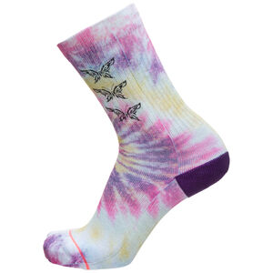 So Fly Crew Socken Damen, lila / pink, zoom bei OUTFITTER Online
