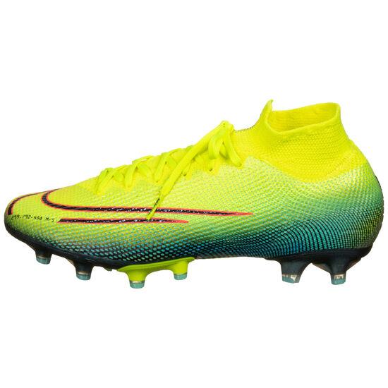 Mercurial Superfly 7 Elite MDS AG-Pro Fußballschuh Herren, gelb / grün, zoom bei OUTFITTER Online