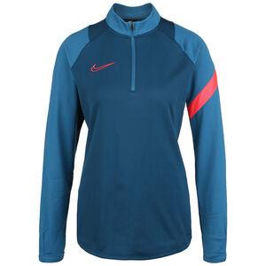 Academy Pro Trainingspullover Damen, dunkelblau / neonrot, zoom bei OUTFITTER Online