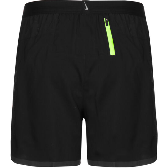 Flex Stride 5 Inch Short Herren, schwarz, zoom bei OUTFITTER Online