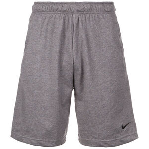 Dri-FIT Cotton Trainingsshort Herren, grau, zoom bei OUTFITTER Online