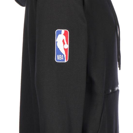 Brooklyn Nets Courtside Kapuzenpullover Herren, schwarz / weiß, zoom bei OUTFITTER Online