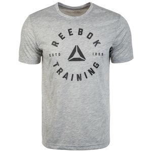 GS SpeedWick Trainingsshirt Herren, dunkelgrau, zoom bei OUTFITTER Online