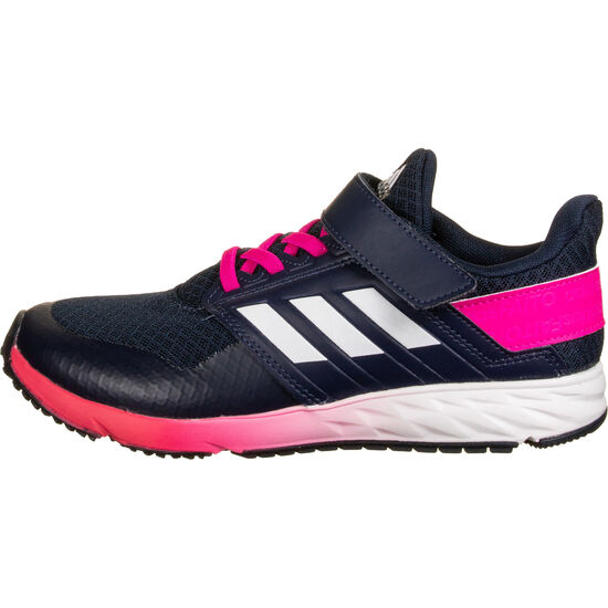 Forta Faito Laufschuh Kinder, dunkelblau / pink, zoom bei OUTFITTER Online