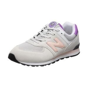 574 Sneaker Kinder, grau / lila, zoom bei OUTFITTER Online