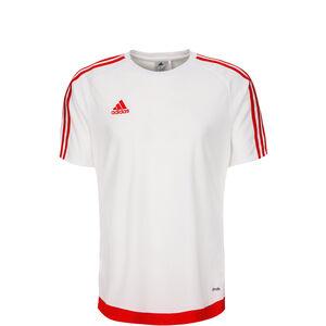 Estro 15 Fußballtrikot Kinder, weiß / rot, zoom bei OUTFITTER Online